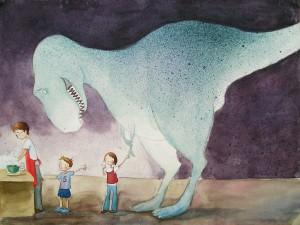 6 300x225 Энциклопедия динозавров 12