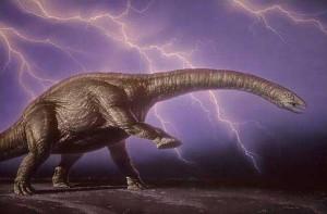 Brontosaurus 300x197 Энциклопедия динозавров 4