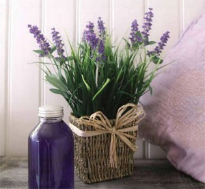 lavender home decorating ideas2 10 300x276 Lavender