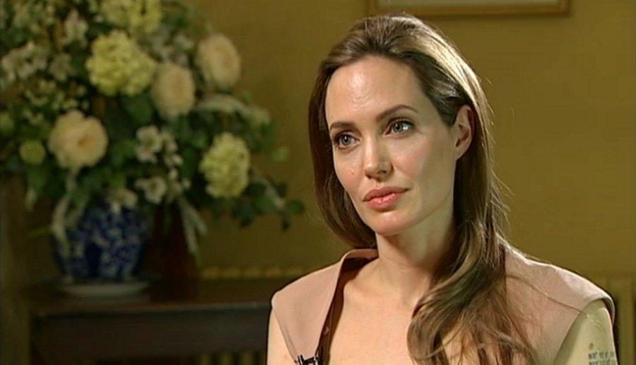 angelina jolie denkt karriereende Из интервью актрис
