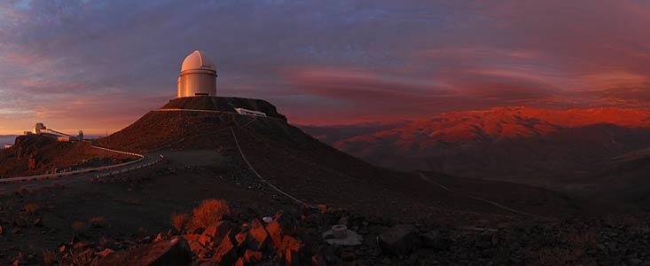 lasilla Обсерватория