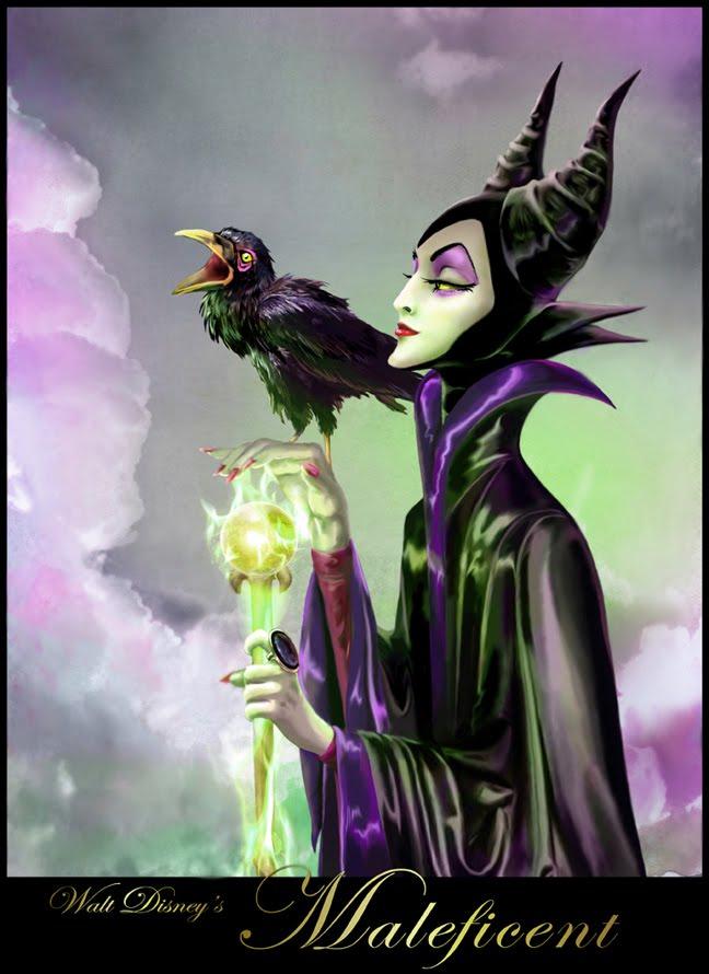 Maleficent by Ahyicodae Малефисента: прекрасная злодейка